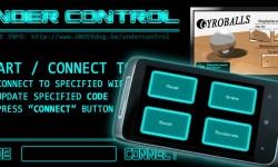 undercontrol app